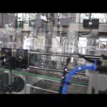 automatyczna ręczna maszyna do napełniania płynów żelem odkażającym