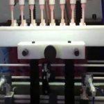 antykorozyjna plastikowa butelka do czyszczenia toalet maszyna do napełniania kwasem wybielacza