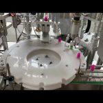 automatyczny elektroniczny płyn do papierosów, napełnianie olejem cbd zatkanie maszyny do etykietowania