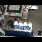 automatyczna samoprzylepna okrągła maszyna do etykietowania leków
